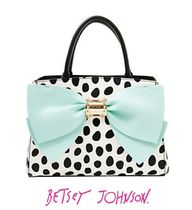 Betsey Johnson 2WAY Party Style Shoulder Bags