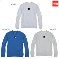 THE NORTH FACE Argile Low Gauge Street Style Long Sleeves Plain Cotton
