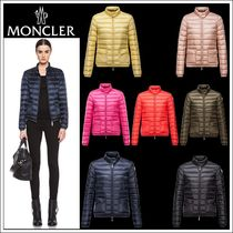 MONCLER LANS Short Plain Down Jackets