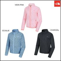 THE NORTH FACE Star Wool Street Style Other Animal Patterns Long Jackets