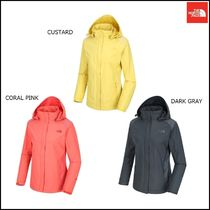 THE NORTH FACE Argile Wool Plain Long Trench Coats