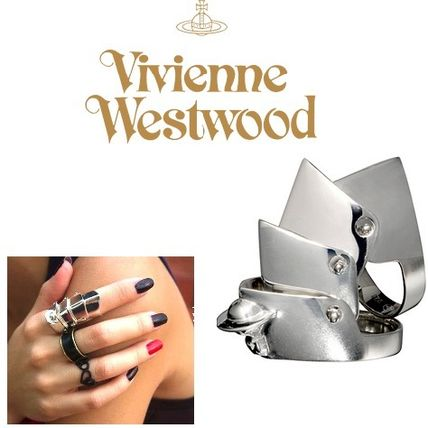 Enne flagship store agency silver ARMOUR ring