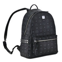 MCM Studded Backpacks