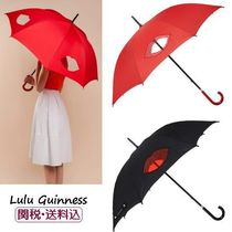 Lulu Guinness Plain Umbrellas & Rain Goods