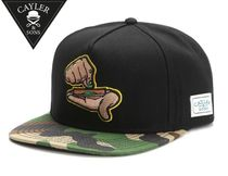 CAYLER&SONS Camouflage Street Style Hats