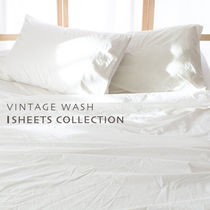 Karmie Plain Pillowcases Fitted Sheets Flat Sheets Duvet Covers