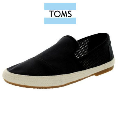 By LA fresh TOMS-Freetown Men's Sabados Casual Shoe
