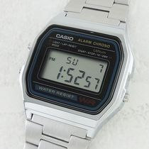 CASIO Leather Digital Watches