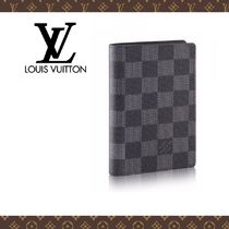 Louis Vuitton Other Check Patterns Canvas Card Holders