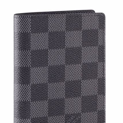 Louis Vuitton Card Holders Other Check Patterns Canvas Card Holders 3