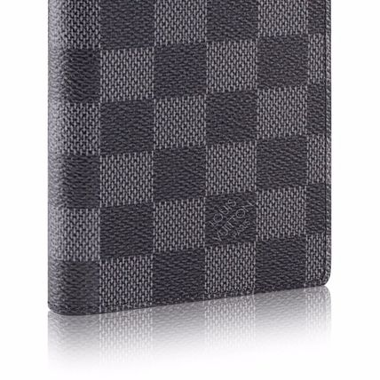 Louis Vuitton Card Holders Other Check Patterns Canvas Card Holders 4