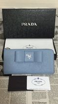 PRADA Saffiano Card Holders