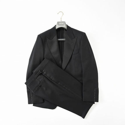 TOM FORD Wool Plain Jackets