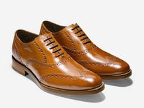 Cole Haan Wing Tip Leather Oxfords