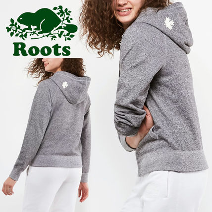 [Roots] Women's Original Full Zip Hoody