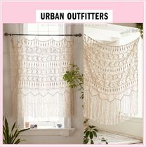 Urban Outfitters Fringes Curtains