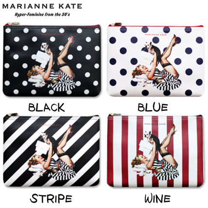 Street Style Pouches & Cosmetic Bags