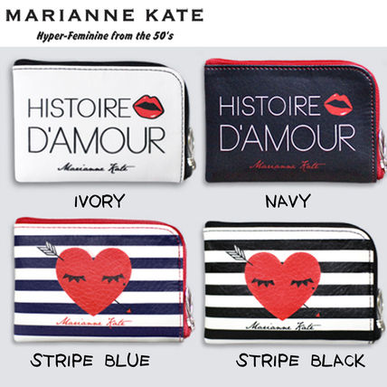 Street Style PVC Clothing Coin Purses