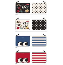 Marianne kate Street Style PVC Clothing Clutches