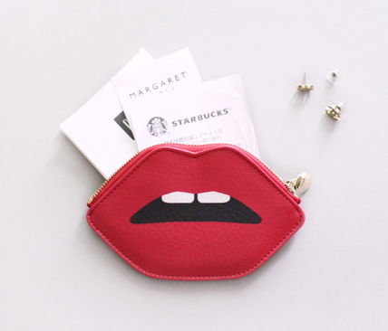 Heart Street Style Coin Cases