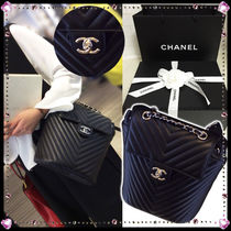 CHANEL Party Style Backpacks