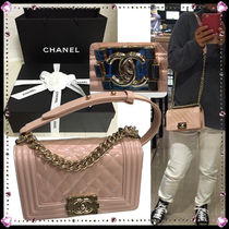 CHANEL Party Style Shoulder Bags