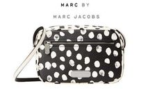 Marc by Marc Jacobs Dots 2WAY Leather Shoulder Bags