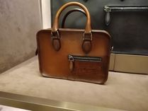 Berluti 2WAY Leather Clutches