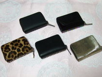 Christian Louboutin Panettone  Leather Coin Cases