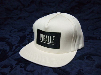 Popular PIGALLE box logo Cap