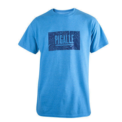 Reserved PIGALLE rare box logo t-shirt