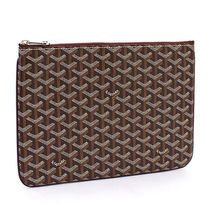 GOYARD Unisex Party Style Clutches