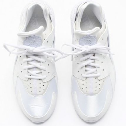 Nike Low-Top Street Style Plain Leather Low-Top Sneakers 2