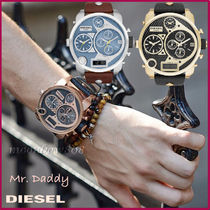DIESEL Street Style Analog Watches