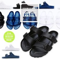 Plain Shower Shoes Shower Sandals