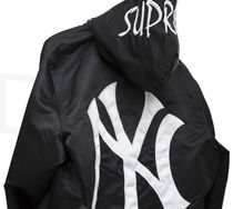Supreme Street Style Collaboration Coats