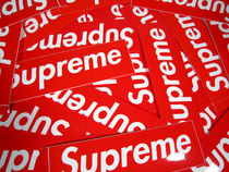 Supreme Street Style Collaboration Accessories
