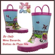 Be Only Kids Girl Rain Shoes