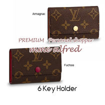 Louis Vuitton Monogram Leather Keychains & Bag Charms
