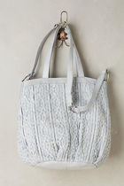 Anthropologie Leather Totes