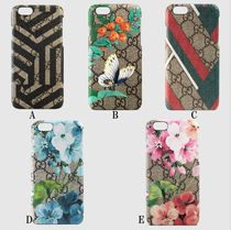 GUCCI Flower Patterns Unisex Smart Phone Cases