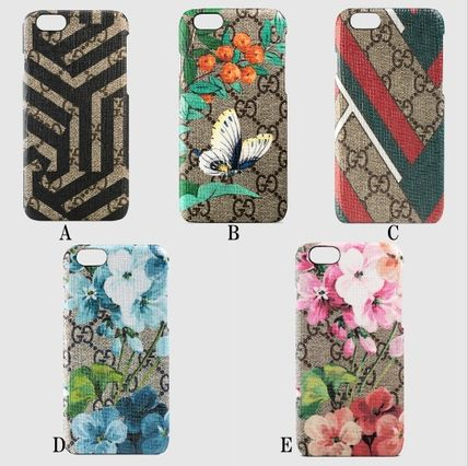 Flower Patterns Unisex Smart Phone Cases