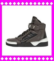 GIVENCHY Studded Leather Sneakers