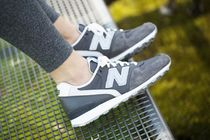 New Balance 996 Street Style Bi-color Plain Low-Top Sneakers
