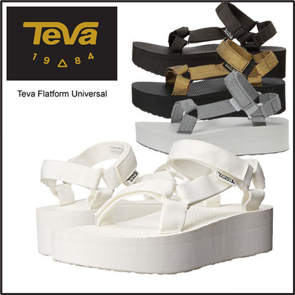 Immediate shipping teva Flatform Universal thick sport