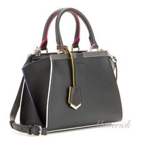 FENDI 3Jours Mini Handbag / Black