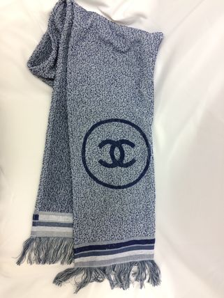 CHANEL Totes Canvas A4 Plain Office Style Totes 4