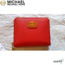 Michael Kors Saffiano Folding Wallets