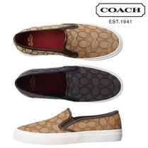Coach Slip-On Sneakers