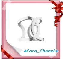 CHANEL Unisex Rings